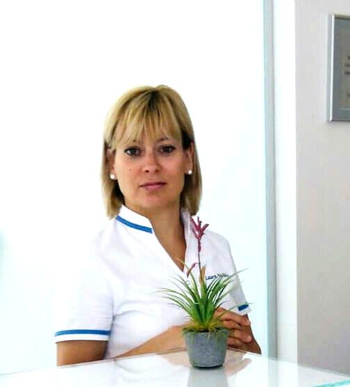 Laura Quilez, responsable gabinete de estetica