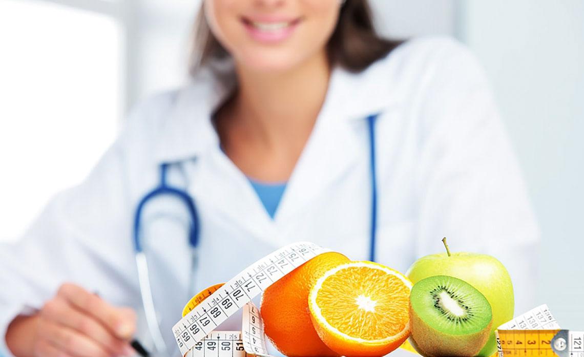 Tratamientos de nutrición y dietética